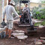 הקמת-גינה-בניית-שביל-ומסלעה