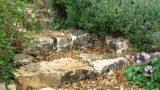 מדרגות-אבן-בגינה